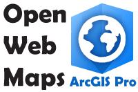 Open Web Maps - Pro (Bing/ArcGIS/Google/OpenStreetMap)