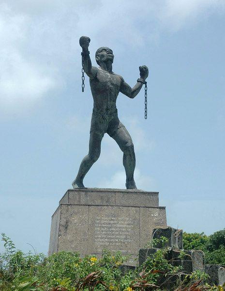 bussa rebellion 1816 barbados