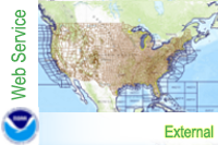 Point and Zone Forecasts (NOAA)