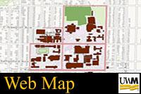 university of wisconsin milwaukee campus map University Of Wisconsin Milwaukee Campus Map