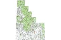 Historical Topographic Maps of Idaho (1:24,000-scale)