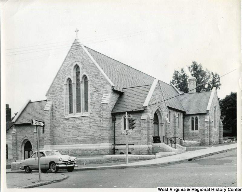 MORGANTOWN'S ARCHITECTURAL HISTORY