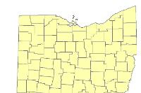 ODOT Districts   Ohio Geographically Referenced Information Program ...