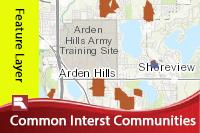 Common interest communities  28feature layer 29