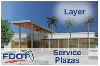 Map Of Florida Turnpike Service Plazas.Service Plazas On Florida S Turnpike