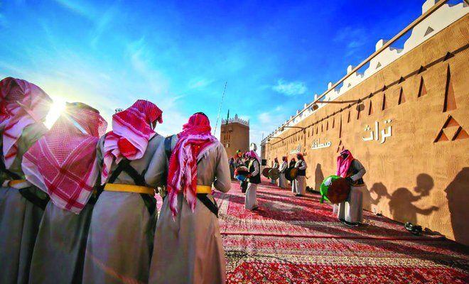 Shades of Arabia