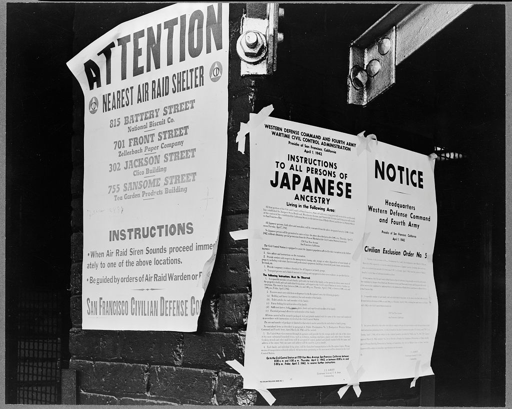 Confinement in the Land of Enchantment: Japanese Americans