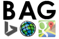 Open Web Maps (Bing/ArcGIS/Google)