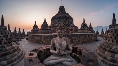 A Miracle Of Candi Borobudur Arcgis Storymaps