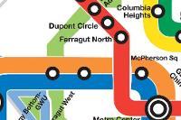 Metrorail Stations kml/kmz file