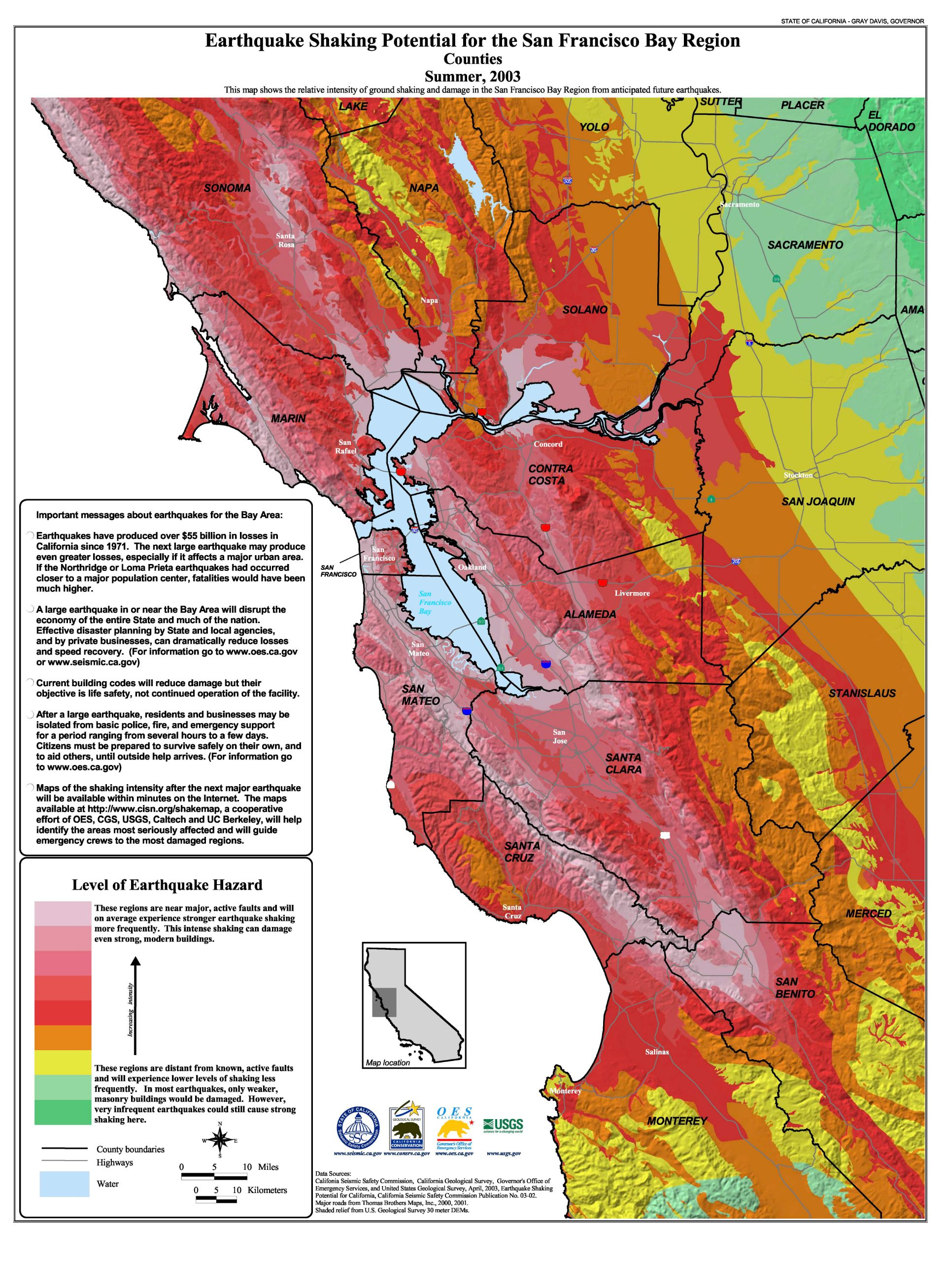 California\'s Earthquake Faults