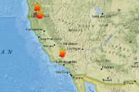 Active Fire Map