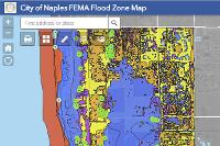 Naples Florida Flood Zone Map City of Naples FEMA Flood Zone Map