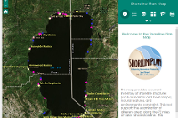 graphic about Printable Map of Lake Tahoe identified as Tahoe Open up Information and facts