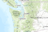 Washington State AOIUSGS - US Topo Maps