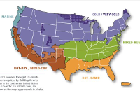 Building America and IECC Climate Zones by U.S. County ...