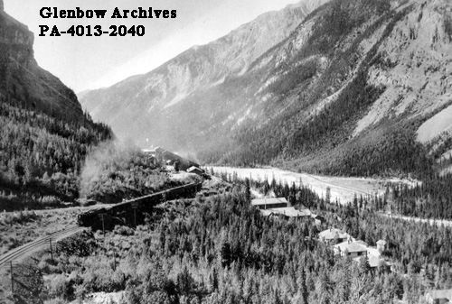 Historical Land Use in the Kicking Horse Valley