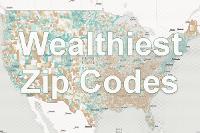 Wealthiest Zip Codes 2017