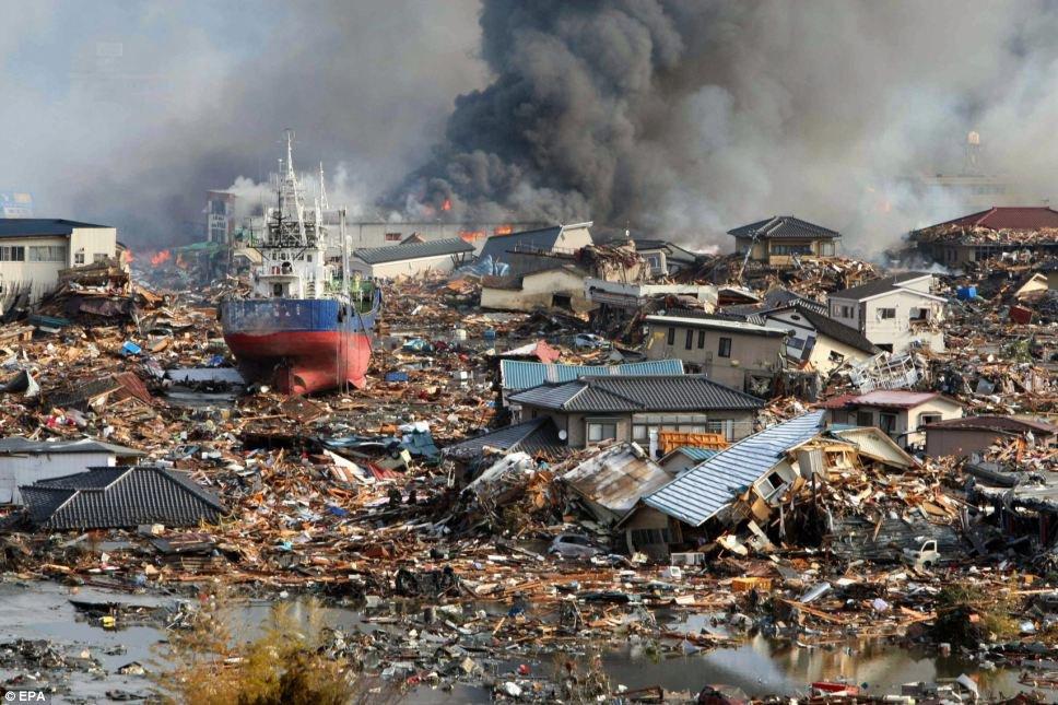 صورة تعبيرية بعيد الكارثة | عبر أي بي