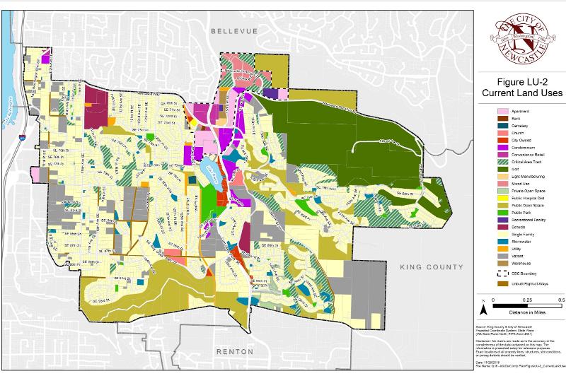 King County Zoning Map Pdf