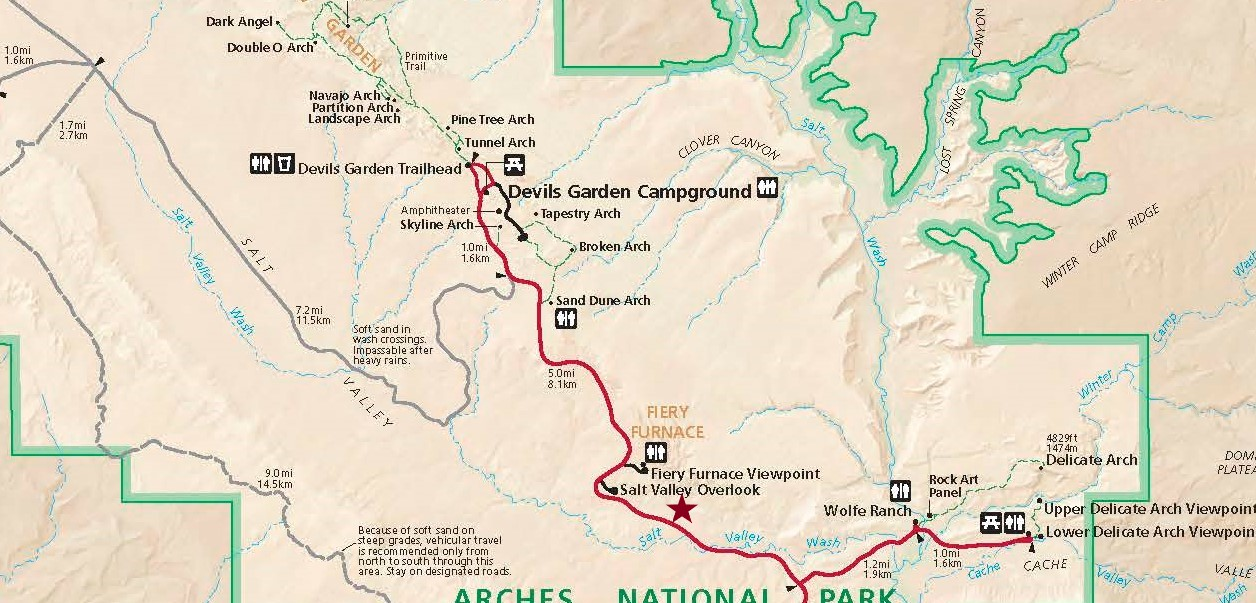 Salt Tectonics and Geology of Arches National Park