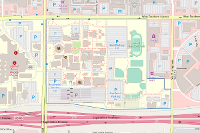 Mesa Community College Dobson Campus Map.Mcc Tree Map