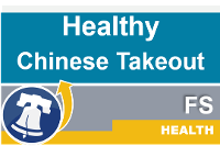 Health healthy chinese takeout