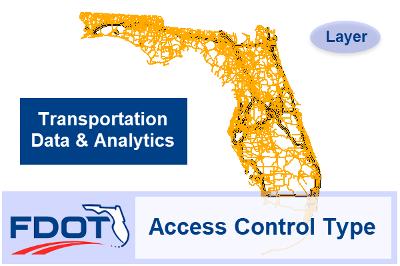 Access Control Type TDA   FDOT Open Data Hub