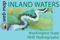 Nhd hydrography map