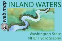Nhd hydrography map
