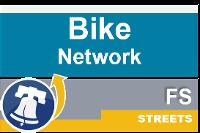Streets bike network