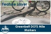 Greenbeltdotsmilemarkers
