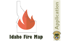 Idaho Fire Map