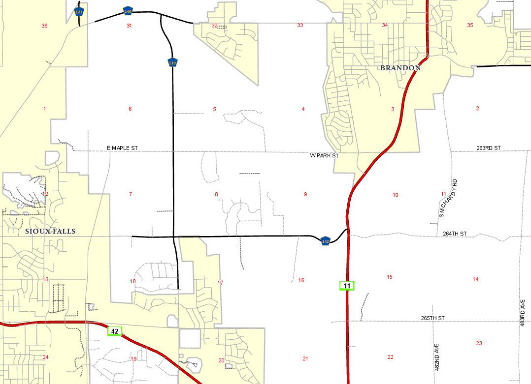 Minnehaha County GIS Open Data   City of Sioux Falls GIS
