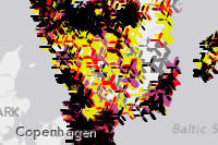 Karta Zinkgruvan.Karta Over Vindkraftverk I Sverige Planerade Och Byggda