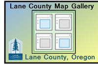 Lane County GIS Public Map Gallery