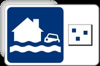 Flood point
