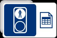 Pedestriantable
