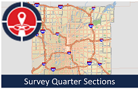 Surveyquartersections