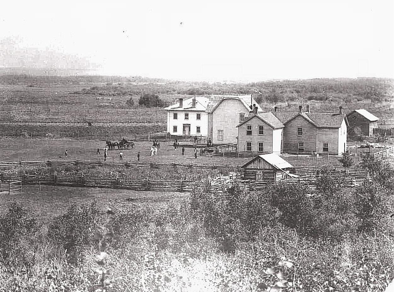 History of Prince Albert Saskatchewan