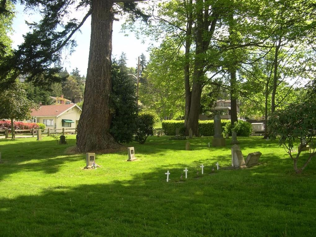 Mukilteo Pioneer Cemetery: Honoring our History