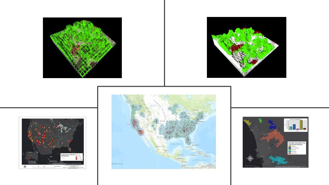 Derek McNamara - Map Portfolio on