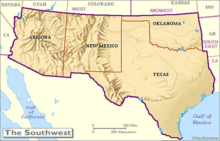 Southwest Region - ArcGIS StoryMaps