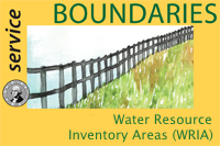 Water resource inventory areas