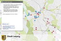 Umweltzone Leipzig Karte.Verkehrsinformationssystem Stadt Leipzig