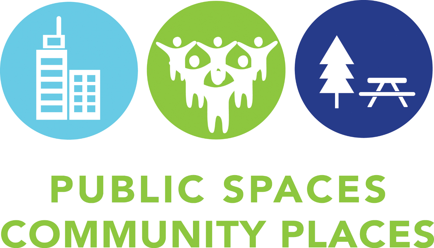 Image result for Public Spaces Community Places initiative