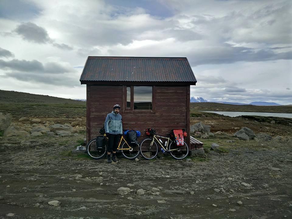 Islanda in bicicletta