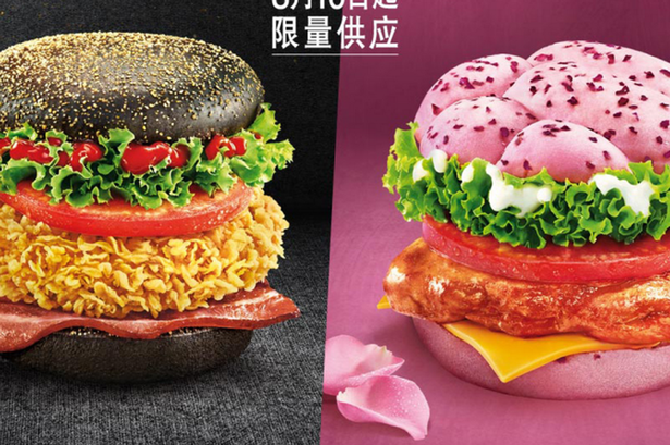 Fast Food in China and America