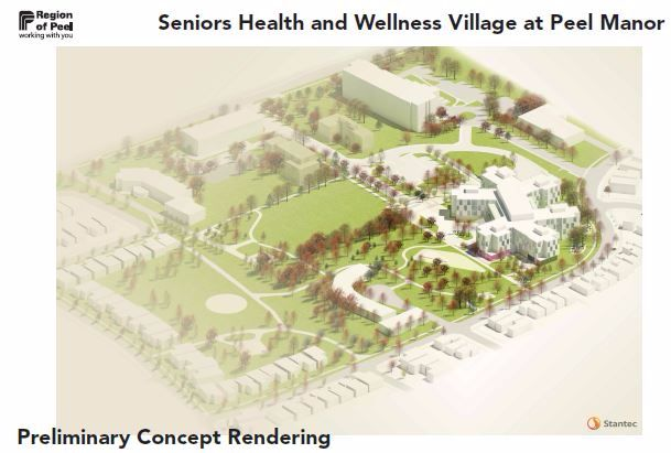 Brampton is Building the Future for Health