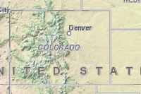 Usa Topo Maps Colorado